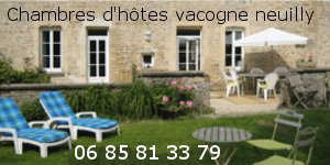 Chambres d'hôtes vacogne neuilly