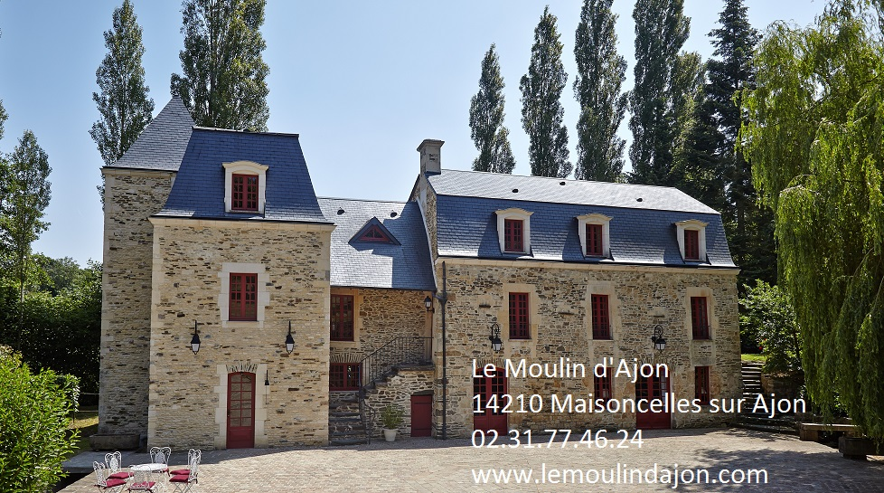 LE MOULIN D'AJON